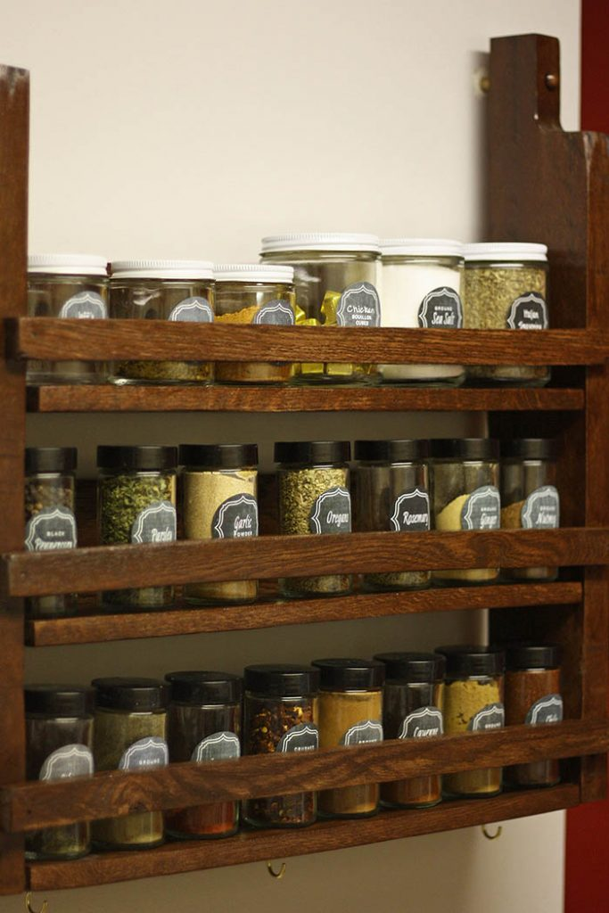 22 Diy Spice Rack Ideas To Spice Up Your Kitchen Thehomeroute
