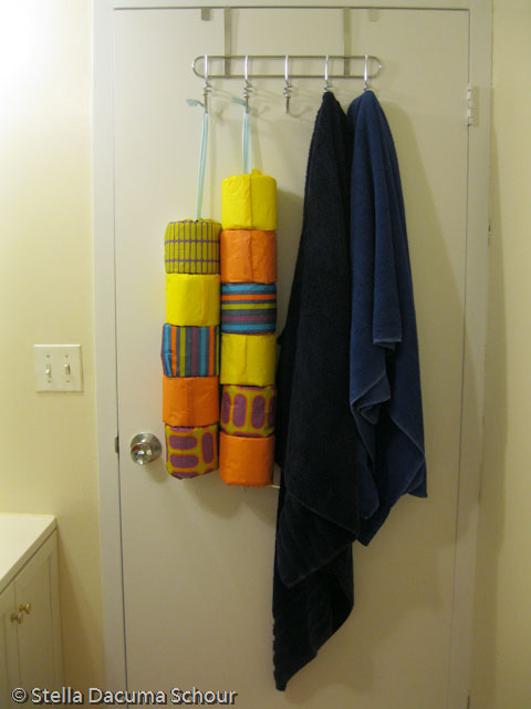 Decorative Toilet Paper Storage