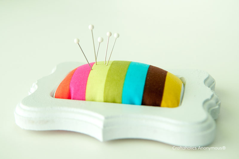 Frame Pin Cushion