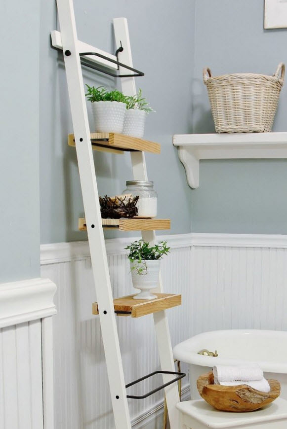 ikea bathroom shelf