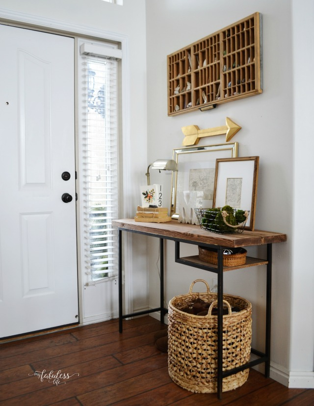 DIY-Metal-Wood-Entry-Table-MyFabulessLife.com_