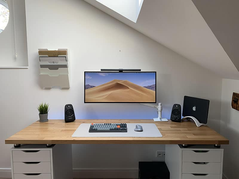 How To Build Ikea Gaming Desk Thehomeroute